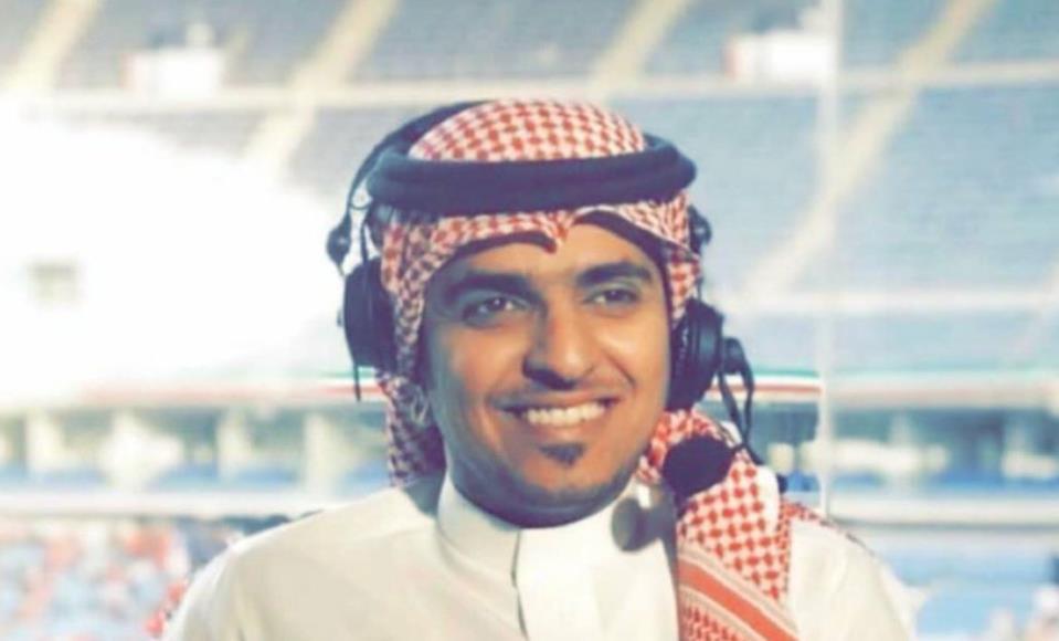 المعلق عبدالله الحربي