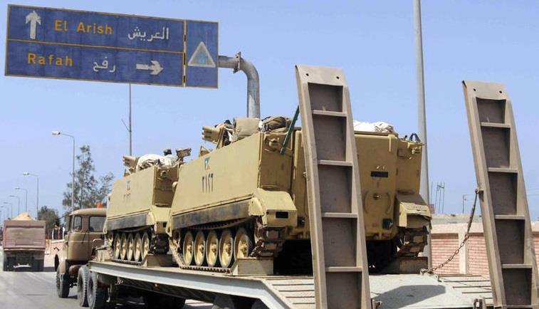 الداخلية المصرية تعلن مقتل كاهن كنيسة مارجرجس في العريش برصاص مجهول.. وداعش يتبنى