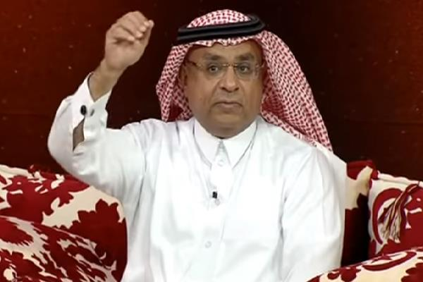 """تعليق ناري من """"سعود الصرامي"""" على تصريحات رئيس الأهلي"""" عبدالله بترجي"""" بشأن مساواة الدعم مع الاتحاد!"""