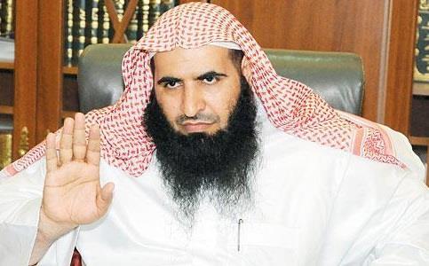 الشيخ احمد الغامدي