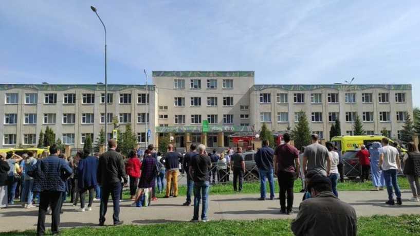 قتلى في إطلاق نار داخل مدرسة في واحدة من أكبر المدن في روسيا