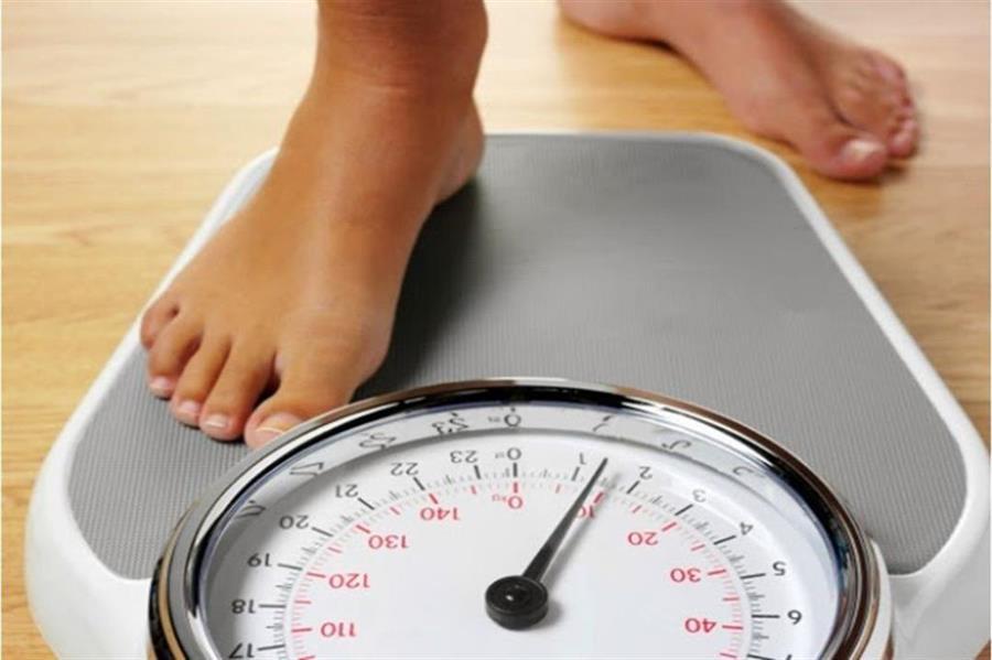زيادة الوزن لدى النساء