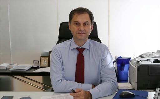 وزير السياحة اليوناني، هاري ثيوهاريس