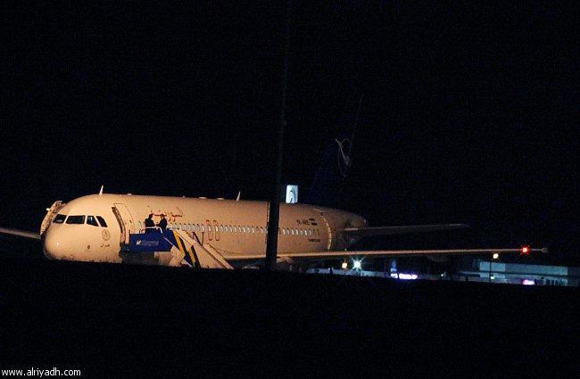 الطائرة السورية التي أجبرتها تركيا على الهبوط الأسبوع الماضي وتسببت في أزمة جوية بين البلدين