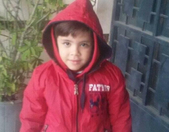 صورة للطفل السعودي الذي تم خطفه بمصر.. والنيابة تأمر بحبس المتهم