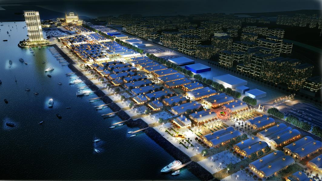 1- مول جزر الديرة (ديرا آيلاندز)  تبلغ قيمة مشروع ديرا آيلاندز 1.8 مليار دولار، ومع انتهاء أعمال التجديد عام 2020، سيضم مركز ا