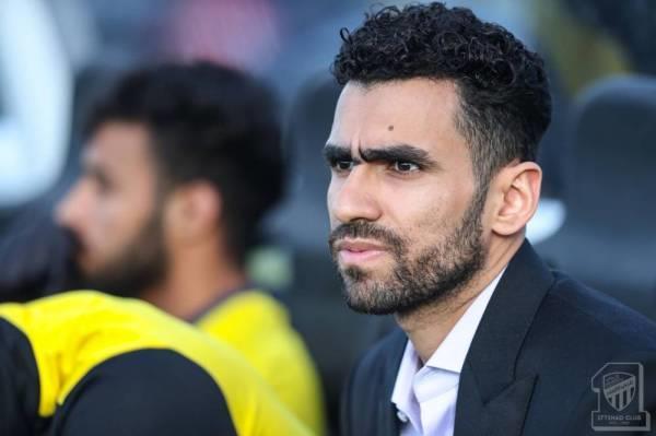 نائب رئيس الاتحاد احمد كعكي