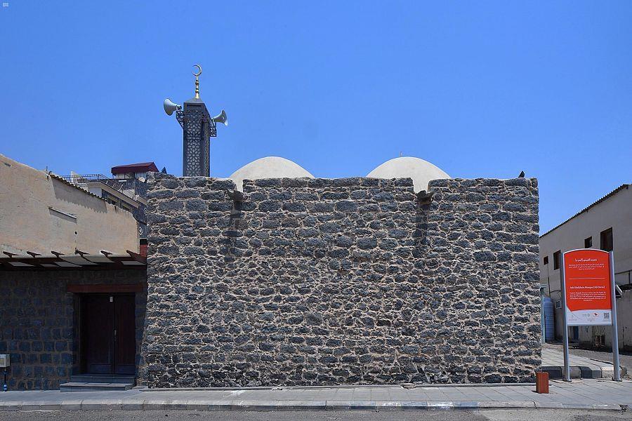 مسجد الدرع