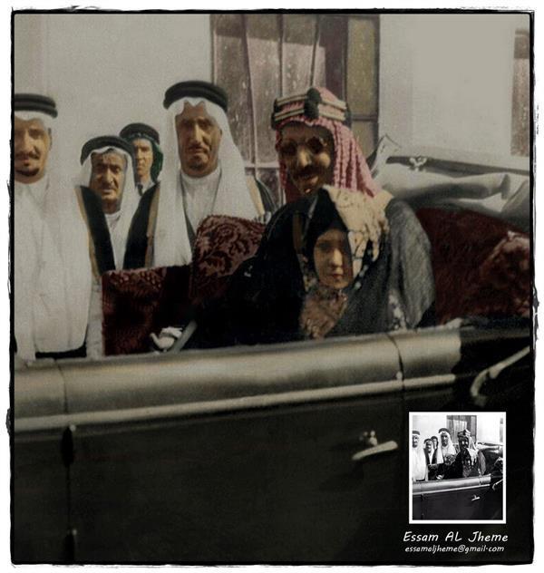 الأمیرة مضاوي بنت عبدالعزيز آل سعود