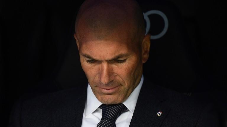 وفاة شقيق زيدان وفريق ريال مدريد يقف دقيقة صمت