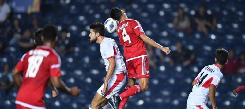 الإمارات والأردن يكملان عقد ربع نهائي آسيا