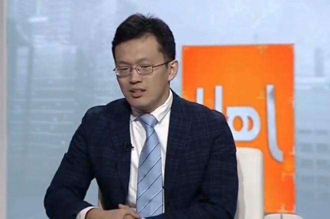 الإعلامي الصيني المقيم في السعودية، لي تشاو