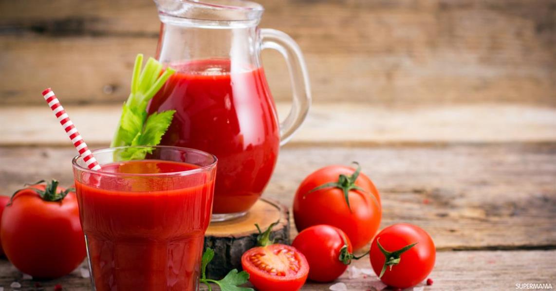 دراسة: اشرب كوب طماطم يومياً وقل وداعاً لأمراض القلب