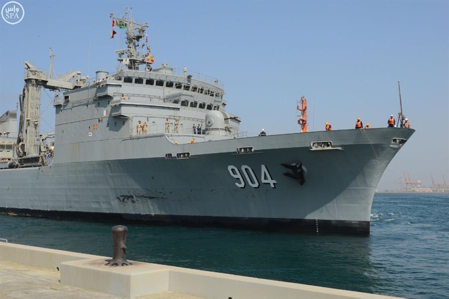 البحرية الملكية السعودية