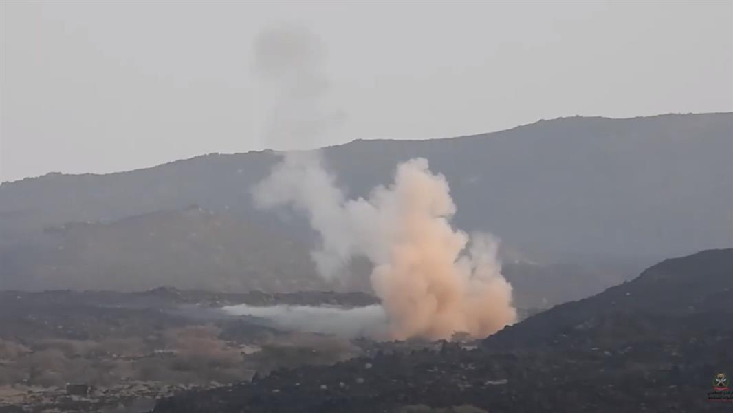شاهد .. خسائر فادحة لمليشيا الحوثي غرب مأرب