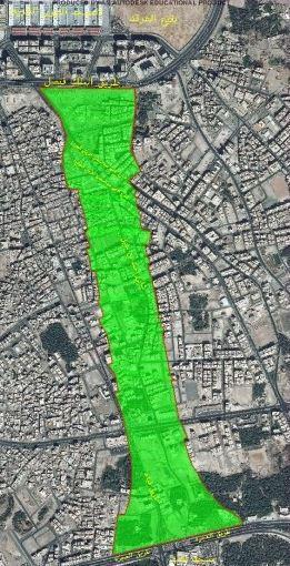 مشروع «درب السنة» يمر بـ «5 أحياء» بالمدينة وينزع ملكية 817 عقارًا