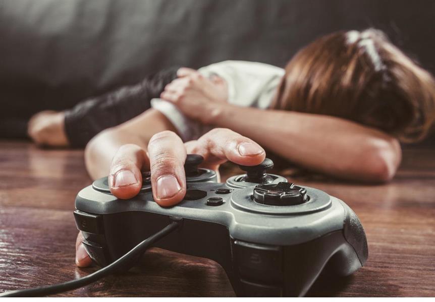 أضرار ألعاب الفيديو
