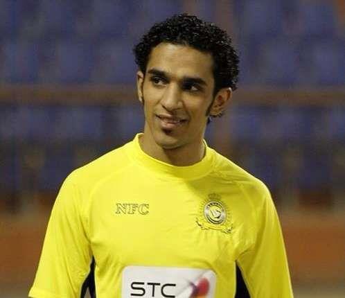 لاعب النصر السابق خالد الزيلعي