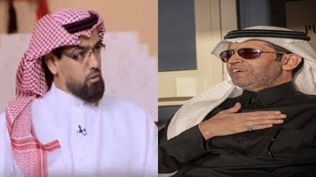 دباس الدوسري يسخر من إعلان بغلف تكفله بعلاج عبدالله عطيف.. وهكذا رد العضو الذهبي للنصر!