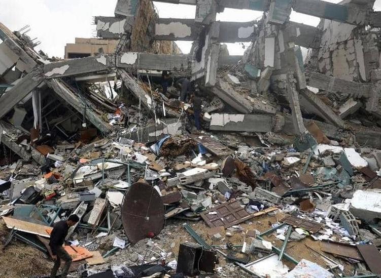 مصر تطالب إسرائيل والفصائل الفلسطينية بالالتزام بوقف إطلاق النار
