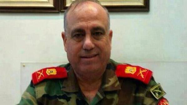 القائد العام للشرطة العسكرية بدمشق اللواء عبد العزيز الشلال