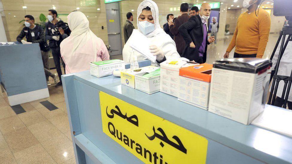 مصر تسجل 160 حالة إيجابية جديدة لفيروس كورونا و17 حالة وفاة