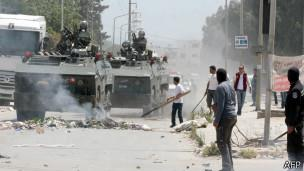 مقتل اثنين من المتشددين الإسلاميين في تونس