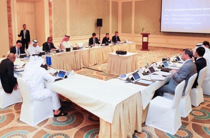 «اتحاد الكرة» يطلب إقامة مباريات الفرق السعودية مع نظيرتها الإيرانية في قطر
