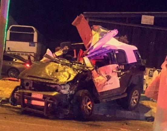 صورة من الحادثة