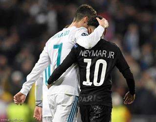 رونالدو يشكك في إمكانية تعاقد ريال مدريد مع نيمار