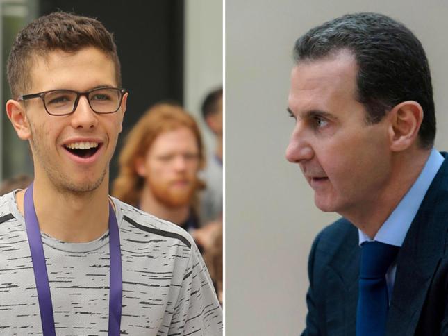 عقوبات أمريكية تطال نجل الرئيس السوري