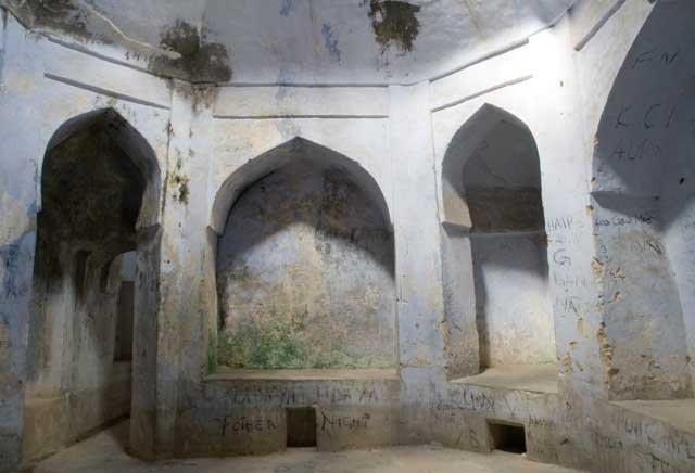 الحمامات الفارسية