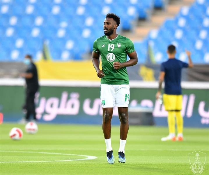 محمد مجرشي لاعب الأهلي