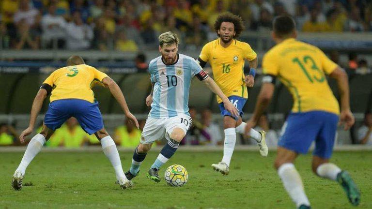 البرازيل الارجنتين