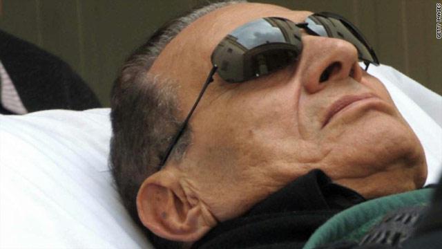عن الرئيس السابق حسني مبارك