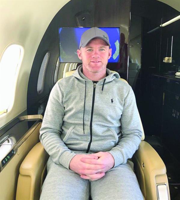 روني في الرياض لحضور الفورمولا إي