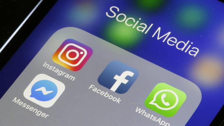 عودة عمل فيسبوك وإنستغرام وماسنجر بعد عطل مفاجئ