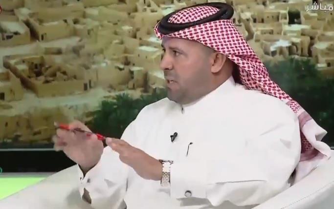 """بالفيديو .. """"فلاح القحطاني"""" يفجر مفاجأة بشأن عقد """"حمدالله"""" مع """"سعود آل سويلم"""""""