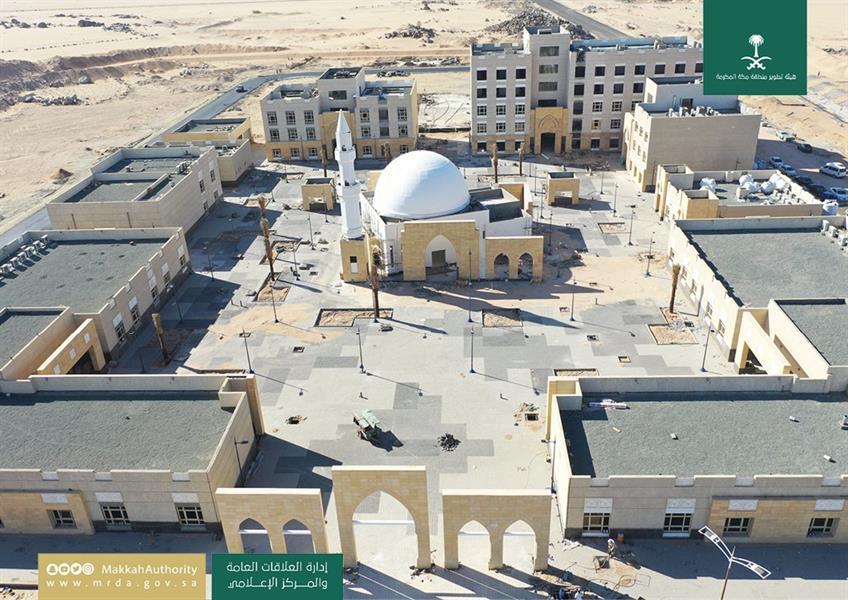 """إنجاز 85% من مشروع تطوير مركز """"الضبط الأمني بالشميسي"""" بطريق جدة"""
