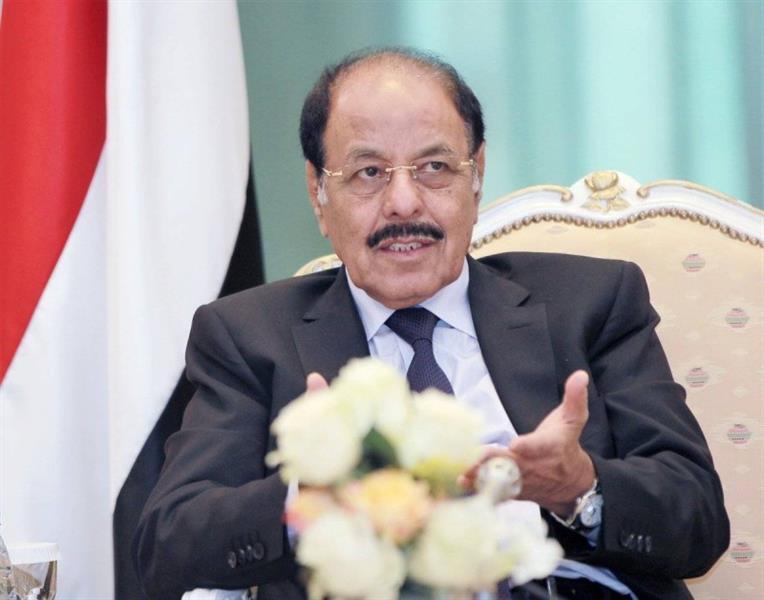 نائب الرئيس اليمني
