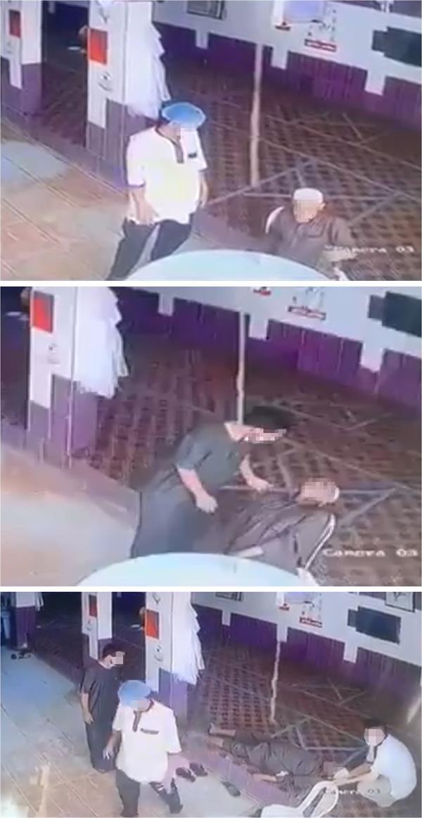 وفاة مواطن بالعقد الثامن وهو ينتظر طلبه داخل أحد مطاعم