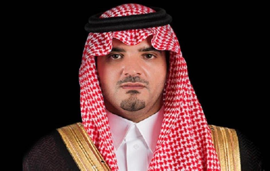 وزير الداخلية الأمير عبد العزيز بن سعود بن نايف