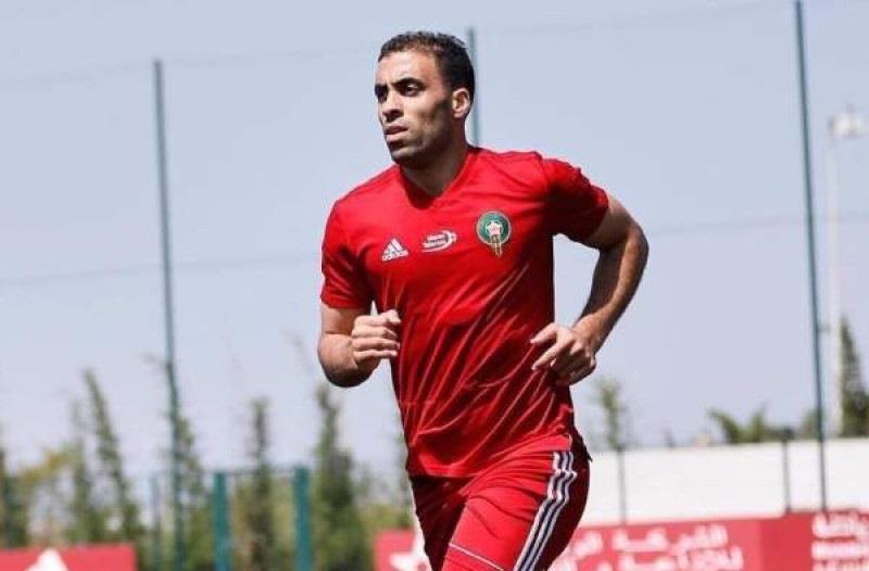 حمدالله يتهم رينارد بأنه سبب مشاكله مع المغرب