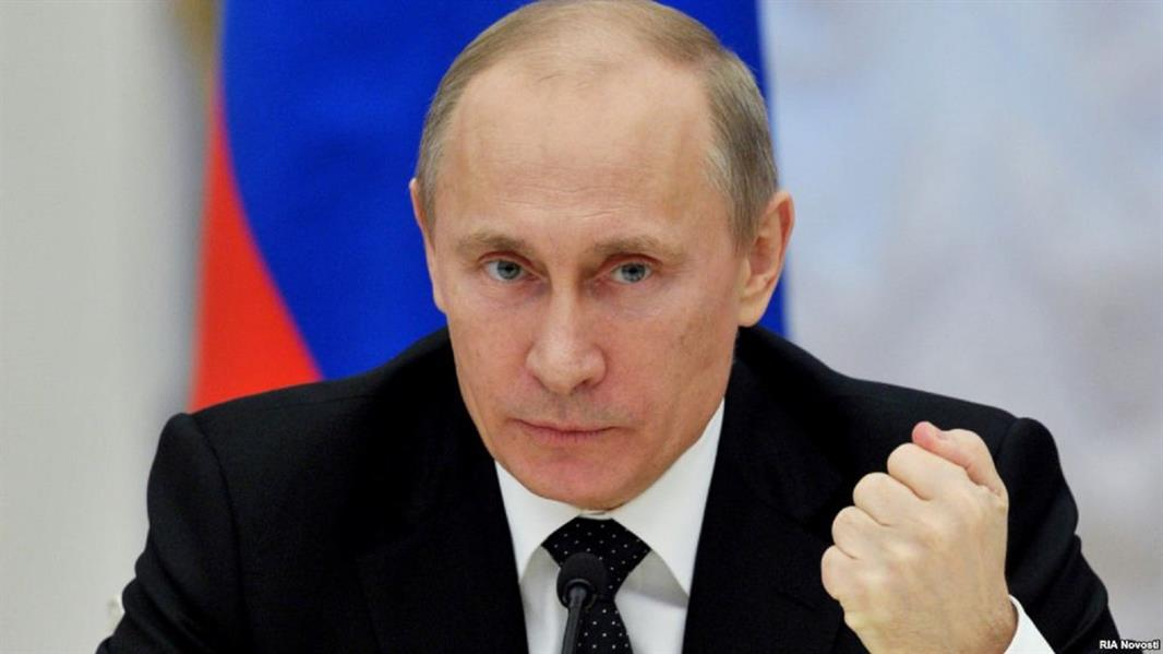 فلاديمير بوتن