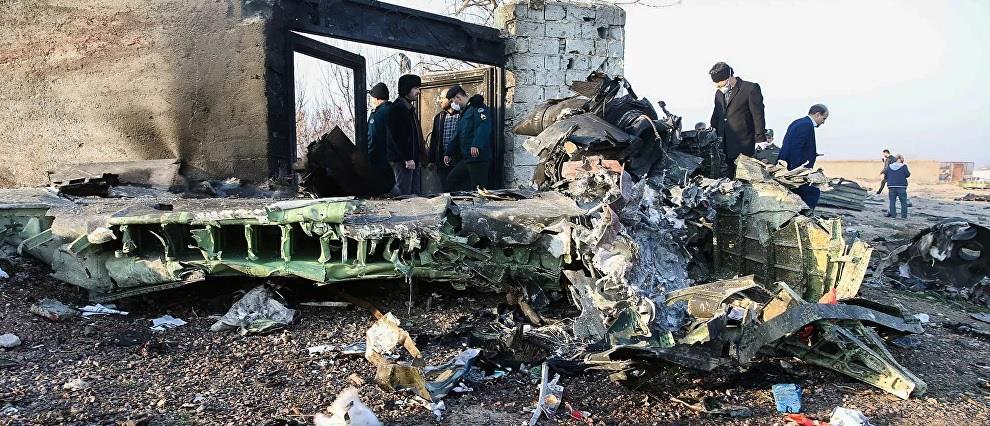 إيران ترفض تعويض أوكرانيا عن سقوط طائرتها في طهران