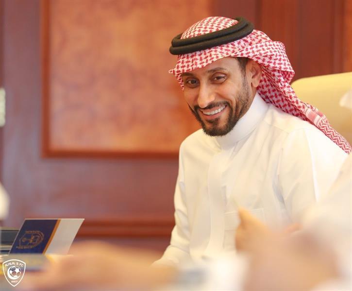 سامي الجابر يشارك في ودية النصر و ارسنال الانجليزي