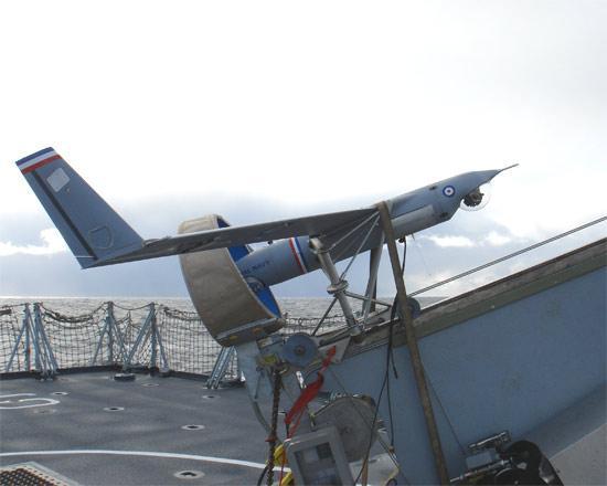طائرة بدون طيار امريكية من نوع سكان ايغل