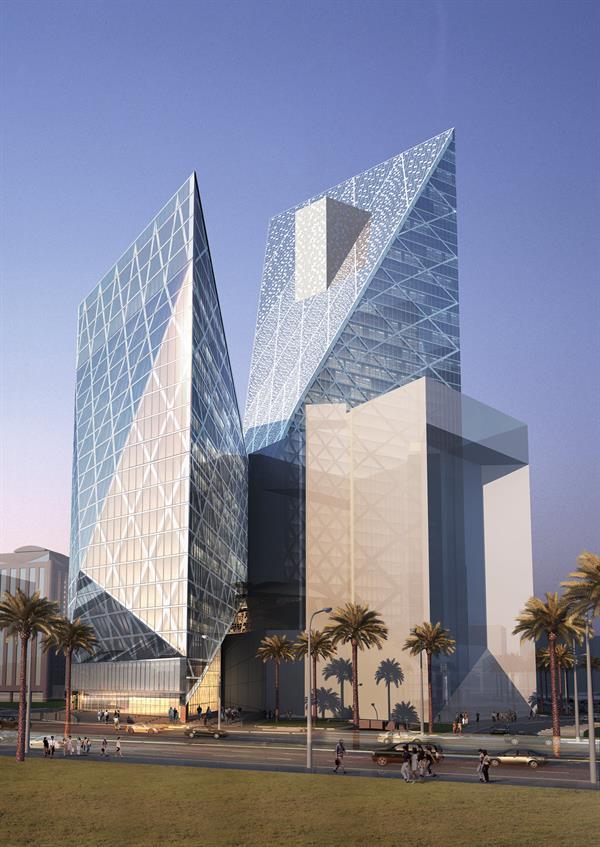 9- توسعة الغرفة التجارية والصناعية بجدة  العمل قائم في المشروع، والذي تصل قيمته إلى 108 ملايين دولار، ومن المتوقع أن يكتمل الف