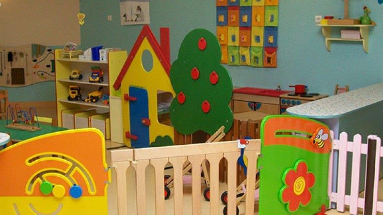 دور ضيافة للأطفال بالمراكز التجارية
