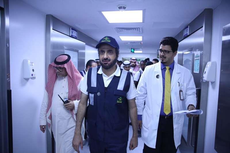 وزير الصحة يعلن خلو الحج من الأمراض الوبائية.. ويوضح أبرز التحديات التي واجهتهم – فيديو